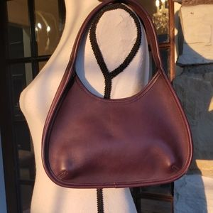 Coach small hobo bag